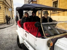 Old Zagreb sightseeing tour at Upper Town Zagreb