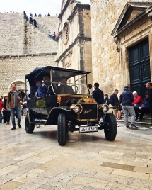 Old Zagreb Tour at Stradun, Dubrovnik - E Mobility Day