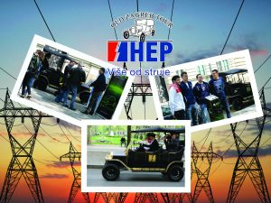 old zagreb tour, HEP, sightseeing, Zagreb, Croatia, Free sightseeing, hep electric wednesday