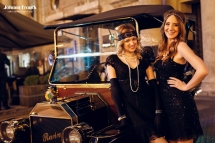 Old Zagreb Tour at Johann Franck Great Gatsby Party