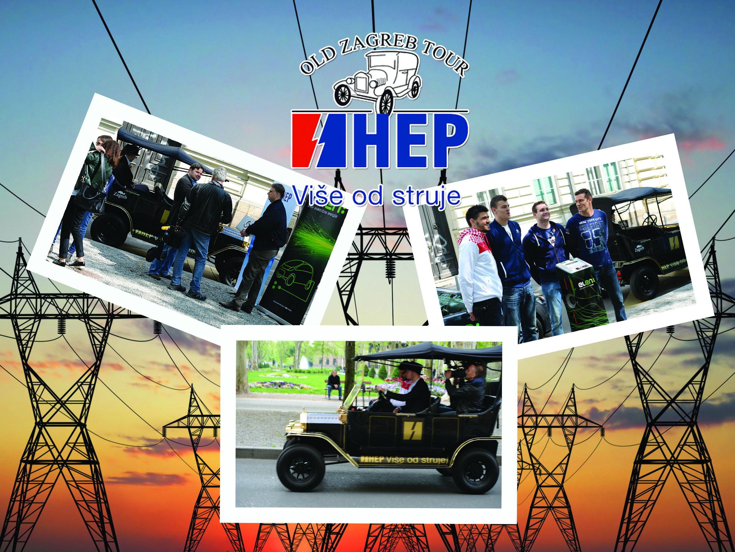 old zagreb tour, HEP, sightseeing, Zagreb, Croatia, Free sightseeing